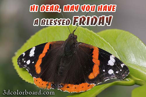 Wishes with Friday Graphics, Friday Greetings, Friday Images, Friday Photos and Pictures for Orkut, Facebook, other Social Network Websites.