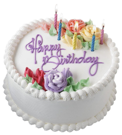 Wishes With Birthday Cake Graphics Greetings Images