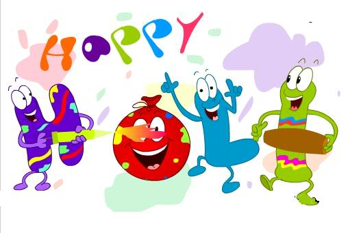 Wishes with Holi Graphics, Holi Greetings, Holi Images, Holi Photos and Pictures for Orkut, Facebook, other Social Network Websites.