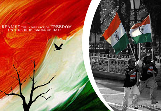Wishes with Independence Day Graphics, Independence Day Greetings, Independence Day Images, Independence Day Photos and Pictures for Orkut, Facebook, other Social Network Websites.