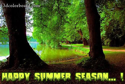 Wishes with Summer Days Graphics, Summer Days Greetings, Summer Days Images, Summer Days Photos and Pictures for Orkut, Facebook, other Social Network Websites.