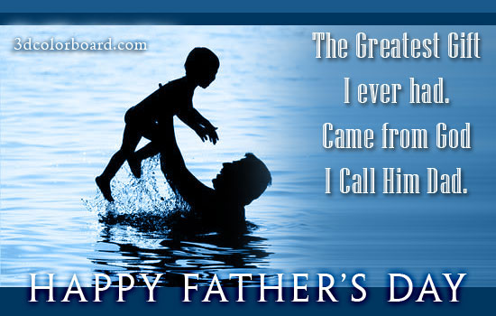 Wishes with Fathers Day Graphics, Fathers Day Greetings, Fathers Day Images, Fathers Day Photos and Pictures for Orkut, Facebook, other Social Network Websites.